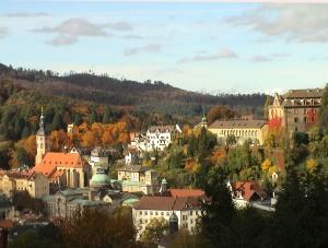 Blick auf Baden-Baden vom Annaberg